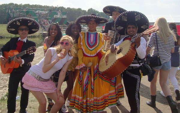 Mexicaans thema feest